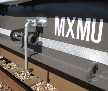 MODALIS location MXMU wagon wagons intermodal combiné