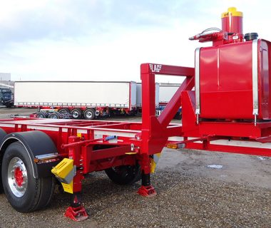 Chassis-basculant-20FT-rouge