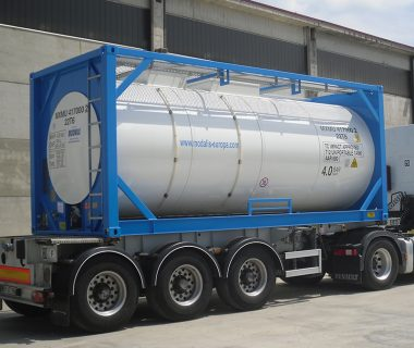 citerne 20 ft ISO location MODALIS tank liquides gas
