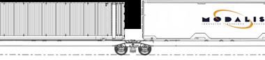 Wagon avec TC