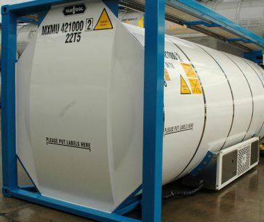 Citerne 20 ft location MODALIS tank équipements spécifiques