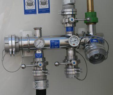 silo-conteneur location vac sec MODALIS pulvérulent