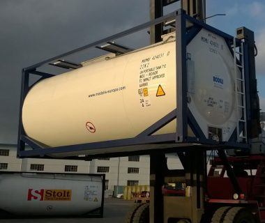 citerne ISO 20 ft tanks location caisse mobile MODALIS