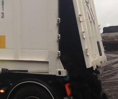 caisse mobile conteneur vrac open top location MODALIS