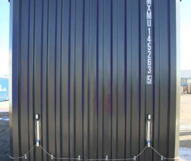 location MODALIS caisse mobile contener 45 ft rideaux coulissants