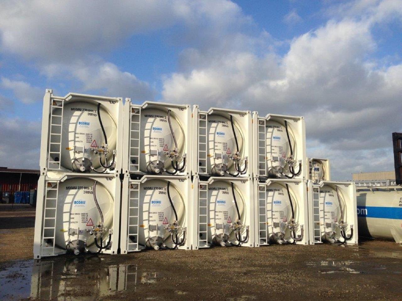 silo-conteneurs location 40 ft 30 ft 20 ft MODALIS